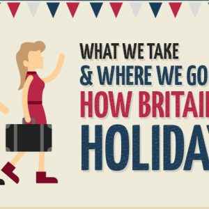 What We Take & Where We Go: How Britain Holidays