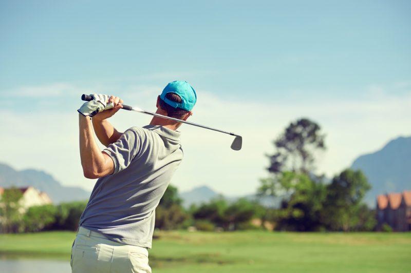 Golfer-costa-del-sol