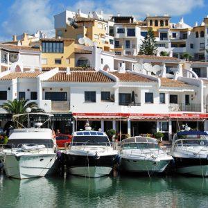 Cabopino Marina, Marbella