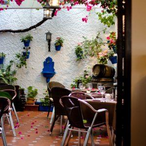 Restaurante Meguinez, Mijas Pueblo