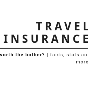 travel insurance stats uk