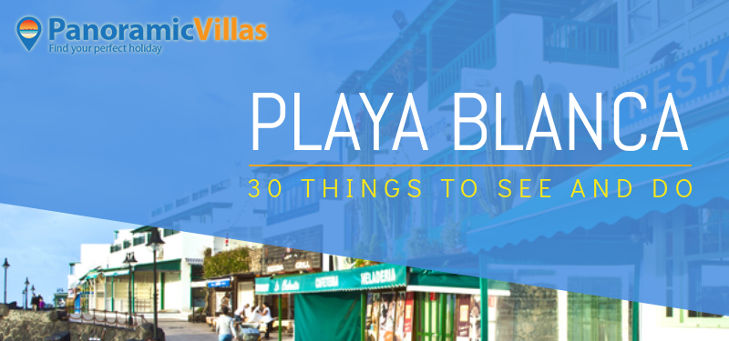 things to do in playa blanca