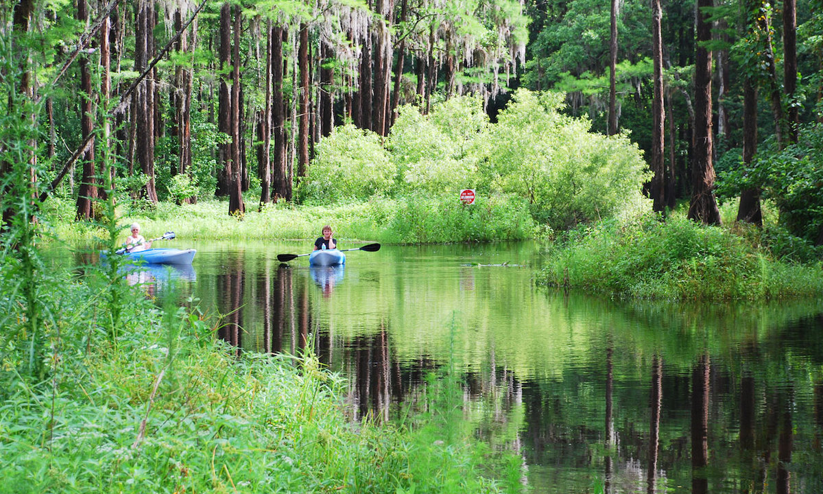 Shingle creek paddle centre
